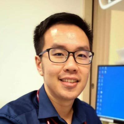 Dr-Ben-Ooi, Doctor at Medical Hub @ RMIT