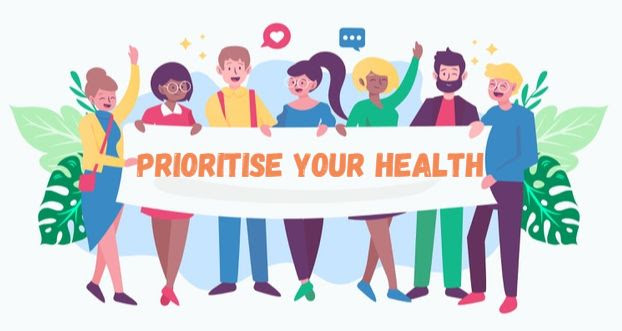 Prioritise your health, an important aspect of life as said by doctors from Medical Hub at RMIT University